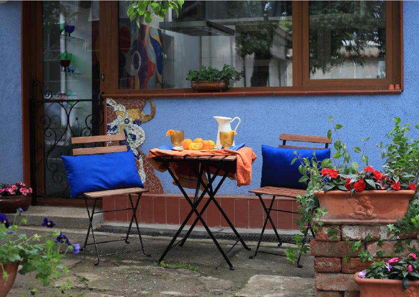 adelaparvu.com despre casa cu gradina in stil romantic, casa Bucuresti, designer Mugur Kreiss (19)