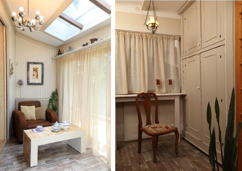 adelaparvu.com despre casa cu gradina in stil romantic, casa Bucuresti, designer Mugur Kreiss (2)
