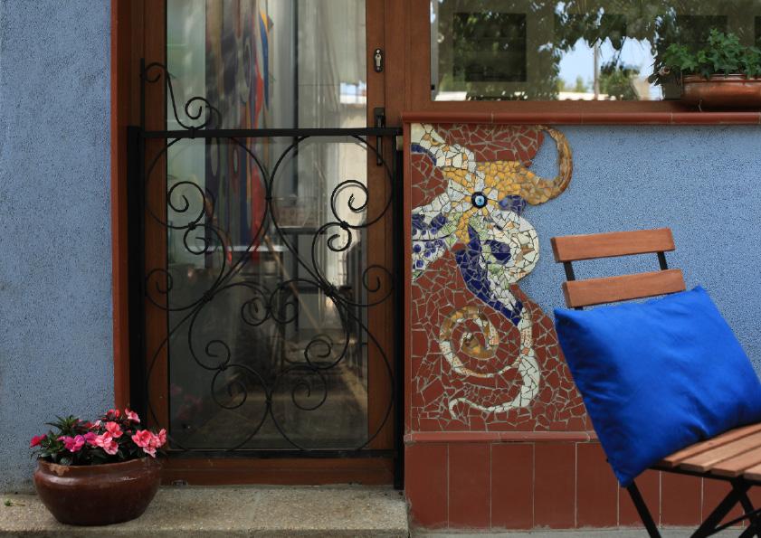 adelaparvu.com despre casa cu gradina in stil romantic, casa Bucuresti, designer Mugur Kreiss (20)