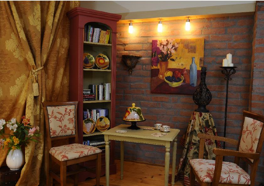 adelaparvu.com despre casa cu gradina in stil romantic, casa Bucuresti, designer Mugur Kreiss (21)