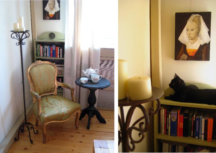 adelaparvu.com despre casa cu gradina in stil romantic, casa Bucuresti, designer Mugur Kreiss (23)