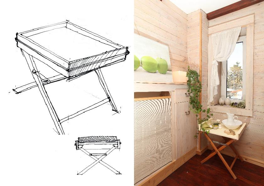 adelaparvu.com despre casa cu gradina in stil romantic, casa Bucuresti, designer Mugur Kreiss (27)