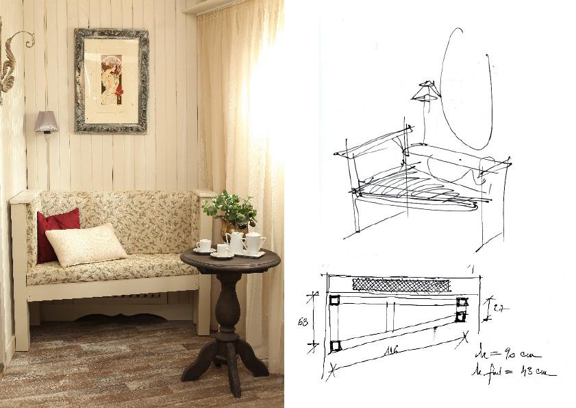 adelaparvu.com despre casa cu gradina in stil romantic, casa Bucuresti, designer Mugur Kreiss (3)