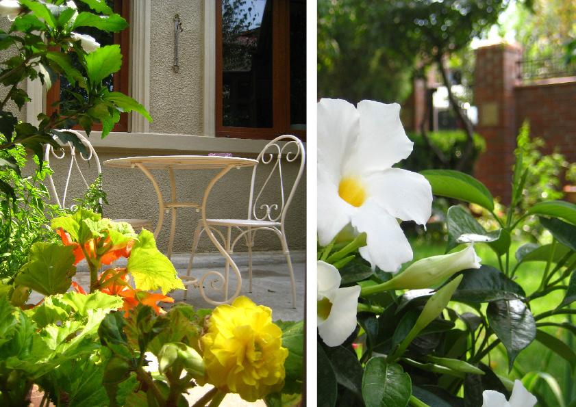 adelaparvu.com despre casa cu gradina in stil romantic, casa Bucuresti, designer Mugur Kreiss (30)