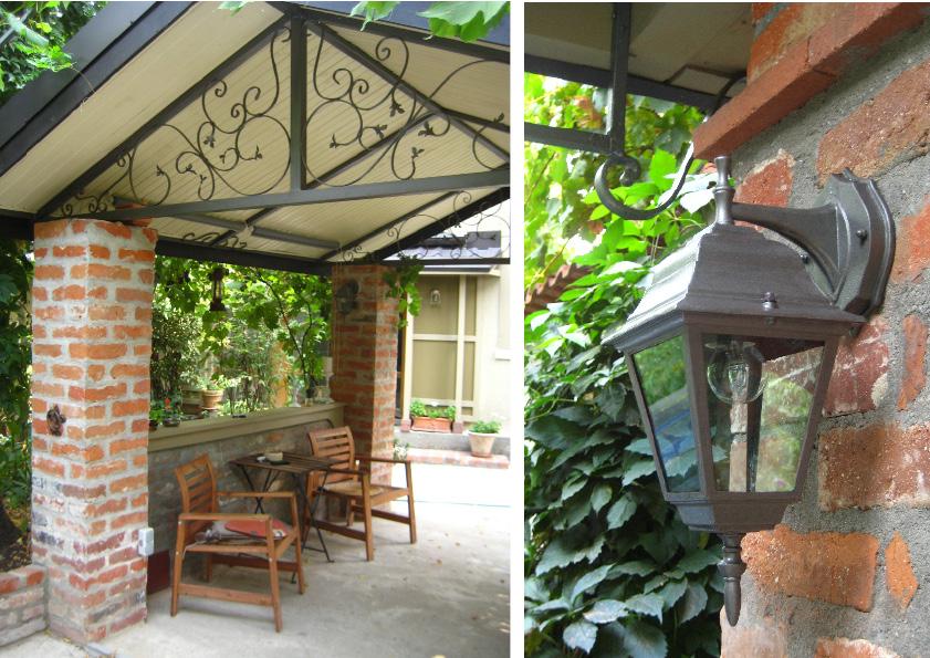 adelaparvu.com despre casa cu gradina in stil romantic, casa Bucuresti, designer Mugur Kreiss (34)