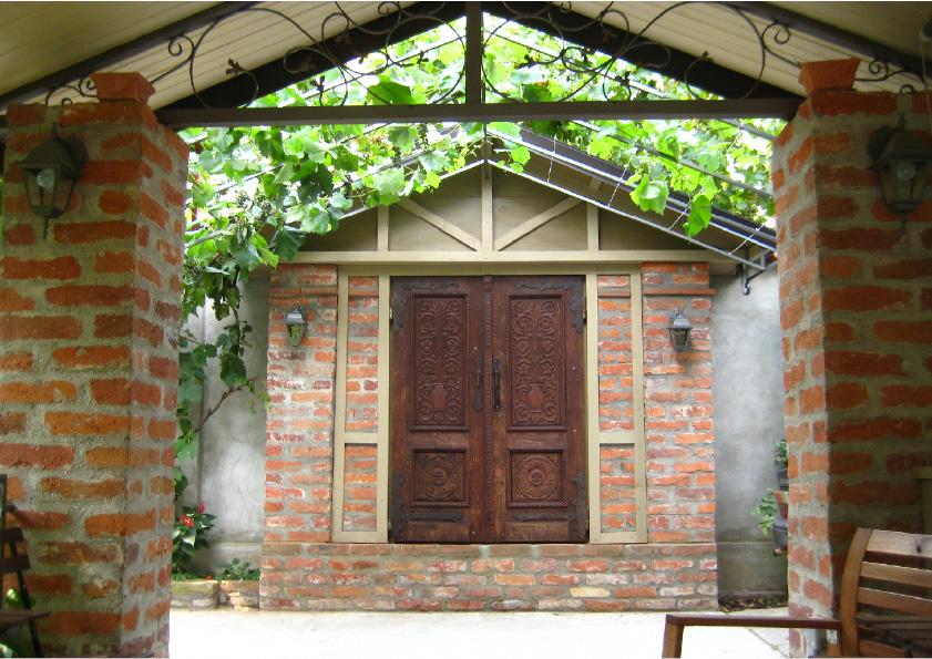 adelaparvu.com despre casa cu gradina in stil romantic, casa Bucuresti, designer Mugur Kreiss (37)