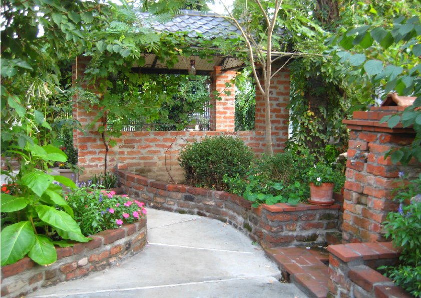adelaparvu.com despre casa cu gradina in stil romantic, casa Bucuresti, designer Mugur Kreiss (38)