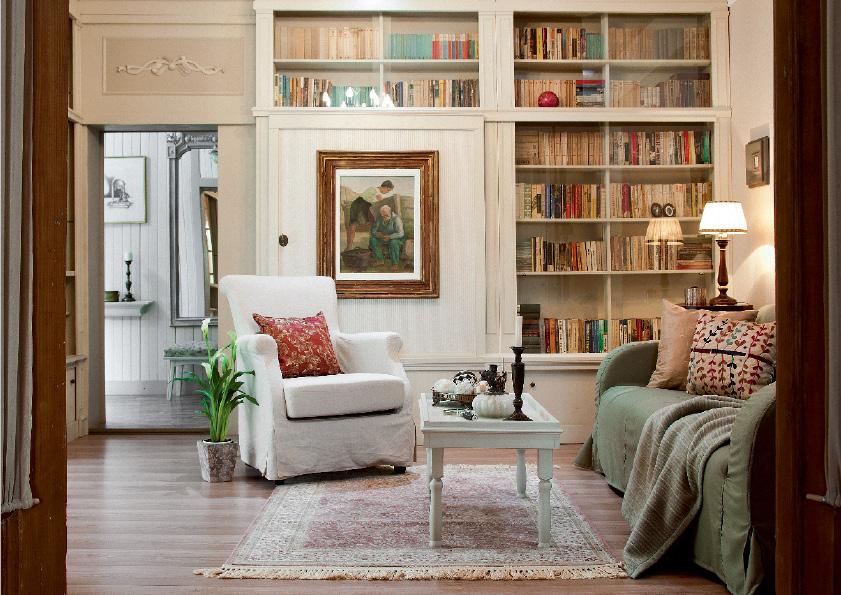 adelaparvu.com despre casa cu gradina in stil romantic, casa Bucuresti, designer Mugur Kreiss (8)