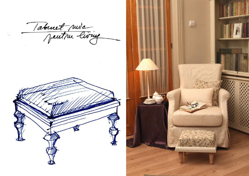 adelaparvu.com despre casa cu gradina in stil romantic, casa Bucuresti, designer Mugur Kreiss (9)