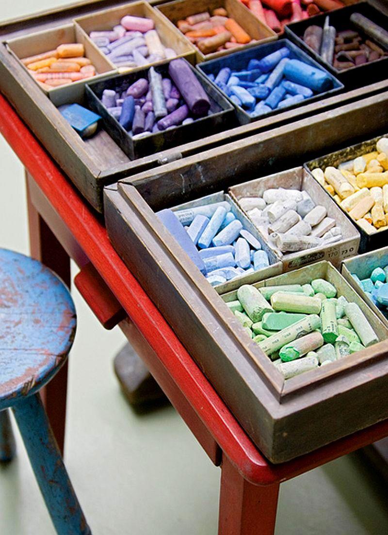 adelaparvu.com despre casa de pictor la tara, artist Juke Hudig, Foto Taverne Agency John Dummer (24)