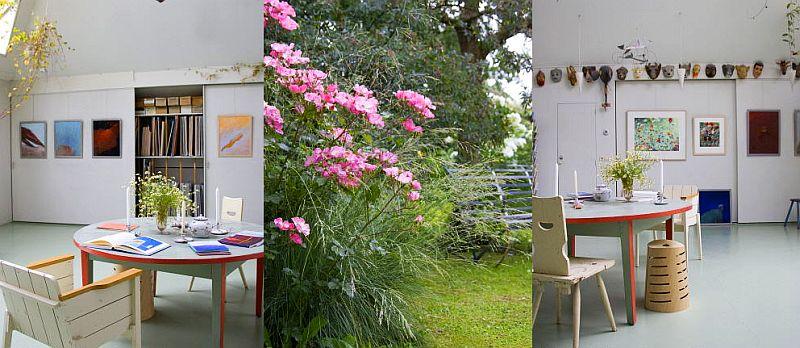 adelaparvu.com despre casa de pictor la tara, artist Juke Hudig, Foto Taverne Agency John Dummer (26)