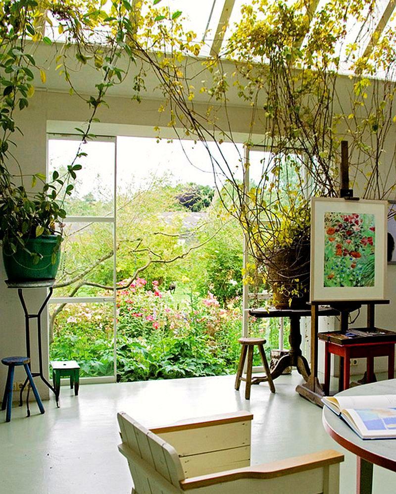 adelaparvu.com despre casa de pictor la tara, artist Juke Hudig, Foto Taverne Agency John Dummer (3)