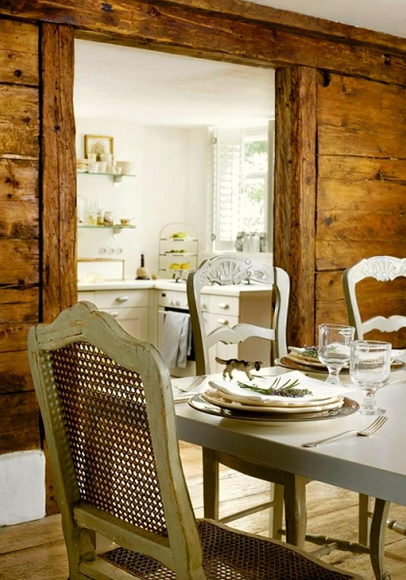adelaparvu.com despre casa din lemn bavareza cu interior in stil provensal, Foto Red Cover, Christine Bauer (14)