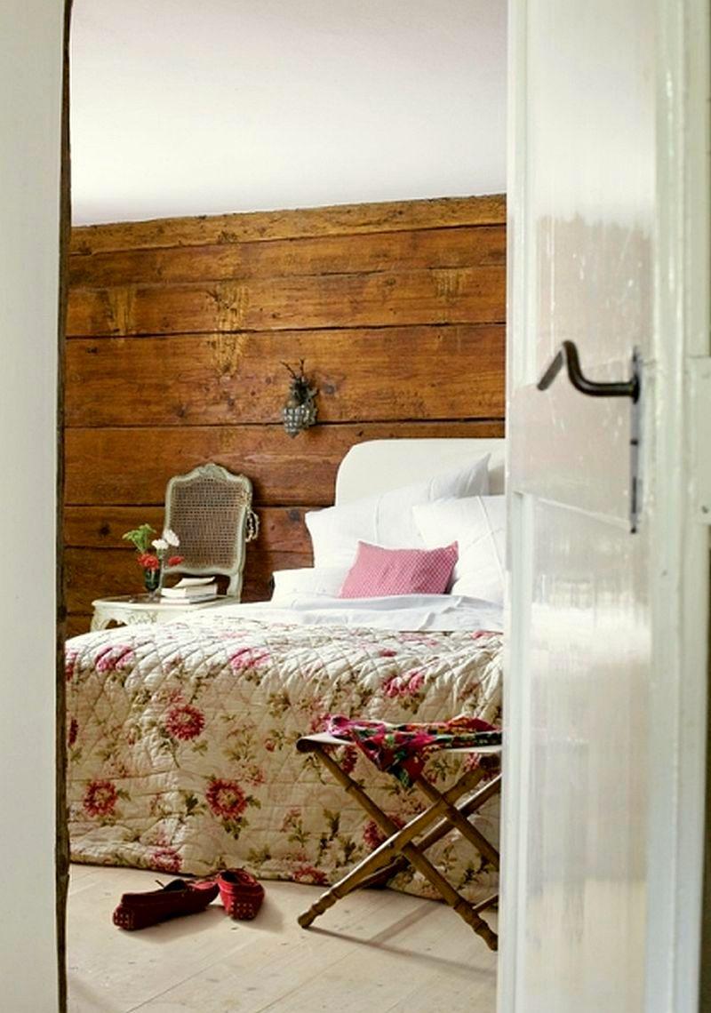 adelaparvu.com despre casa din lemn bavareza cu interior in stil provensal, Foto Red Cover, Christine Bauer (15)