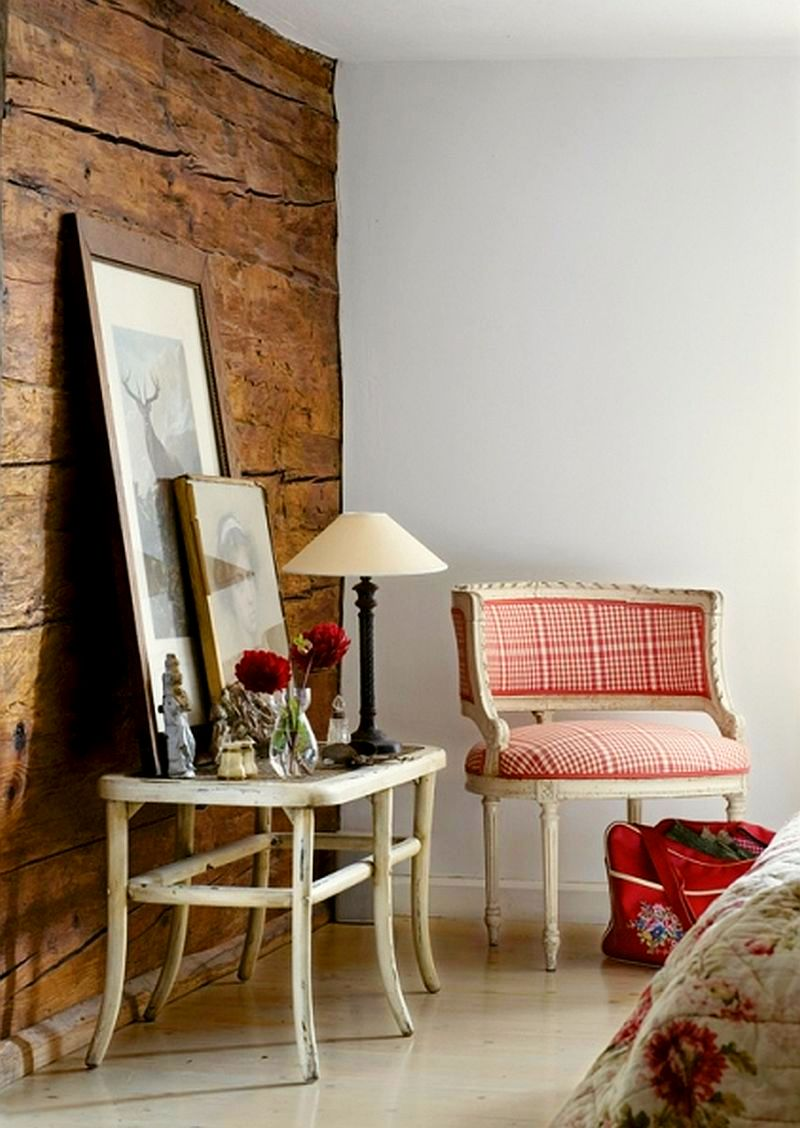 adelaparvu.com despre casa din lemn bavareza cu interior in stil provensal, Foto Red Cover, Christine Bauer (17)