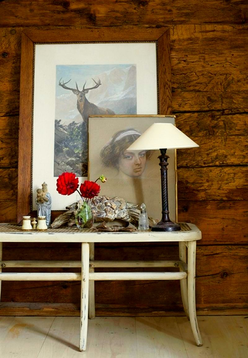 adelaparvu.com despre casa din lemn bavareza cu interior in stil provensal, Foto Red Cover, Christine Bauer (18)