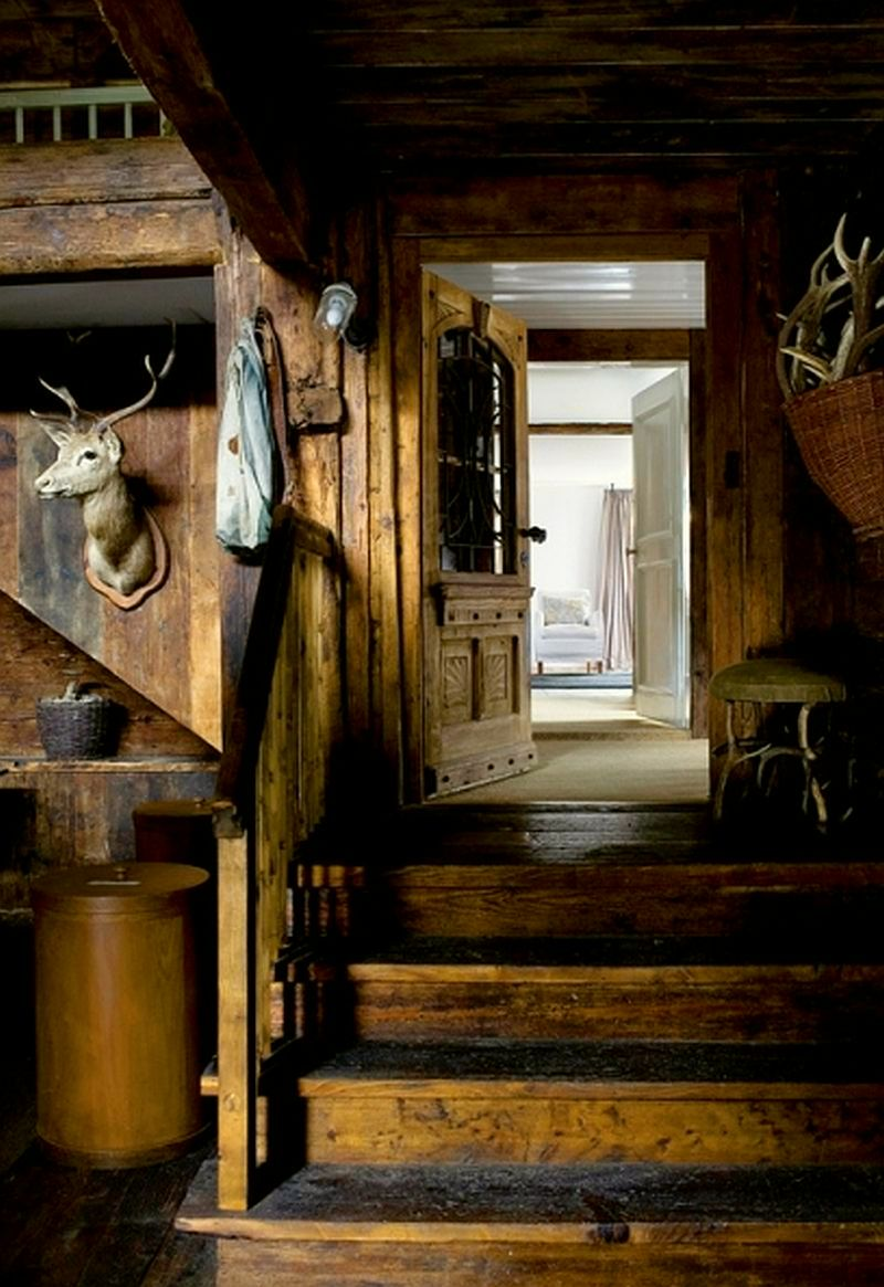 adelaparvu.com despre casa din lemn bavareza cu interior in stil provensal, Foto Red Cover, Christine Bauer (19)