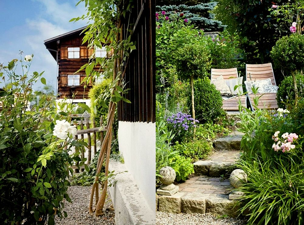 adelaparvu.com despre casa din lemn bavareza cu interior in stil provensal, Foto Red Cover, Christine Bauer