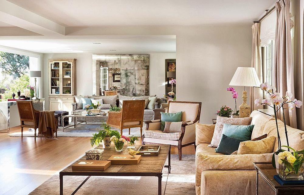 adelaparvu.com despre casa extinsa cu garaj si veranda, casa Spania, decorator Isabel Flores, Foto ElMueble (1)