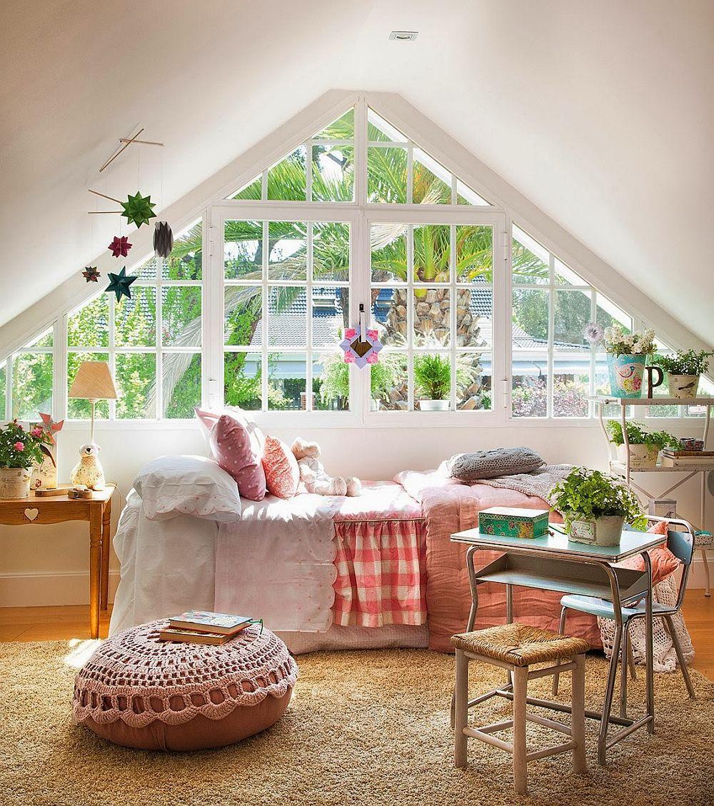 adelaparvu.com despre casa extinsa cu garaj si veranda, casa Spania, decorator Isabel Flores, Foto ElMueble (6)