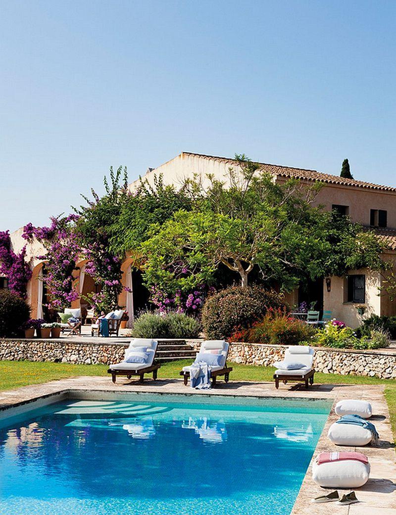 adelaparvu.com despre casa in stil provensal, casa Spania, casa in Menorca, arhitect Josep Juanper (1)