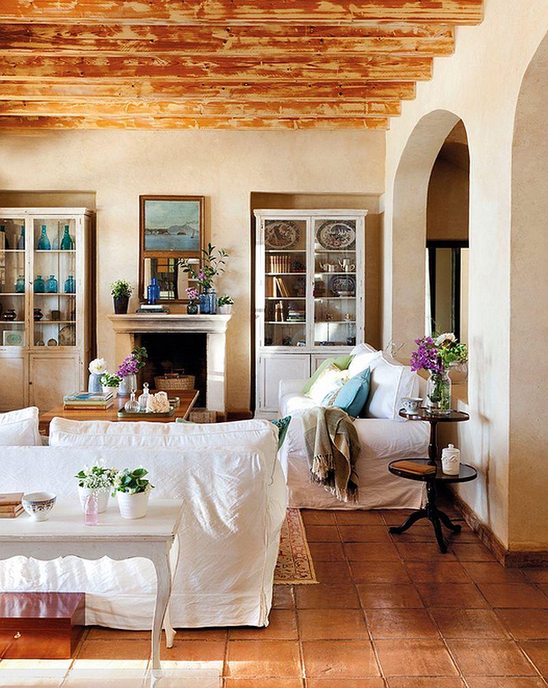 adelaparvu.com despre casa in stil provensal, casa Spania, casa in Menorca, arhitect Josep Juanper (10)