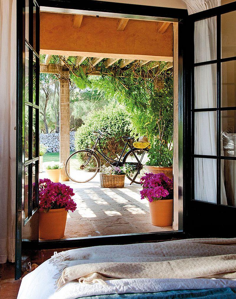 adelaparvu.com despre casa in stil provensal, casa Spania, casa in Menorca, arhitect Josep Juanper (14)