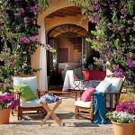 adelaparvu.com despre casa in stil provensal, casa Spania, casa in Menorca, arhitect Josep Juanper