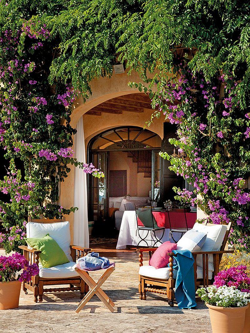 adelaparvu.com despre casa in stil provensal, casa Spania, casa in Menorca, arhitect Josep Juanper (4)