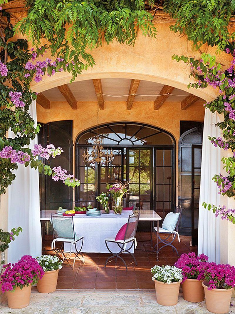 adelaparvu.com despre casa in stil provensal, casa Spania, casa in Menorca, arhitect Josep Juanper (5)