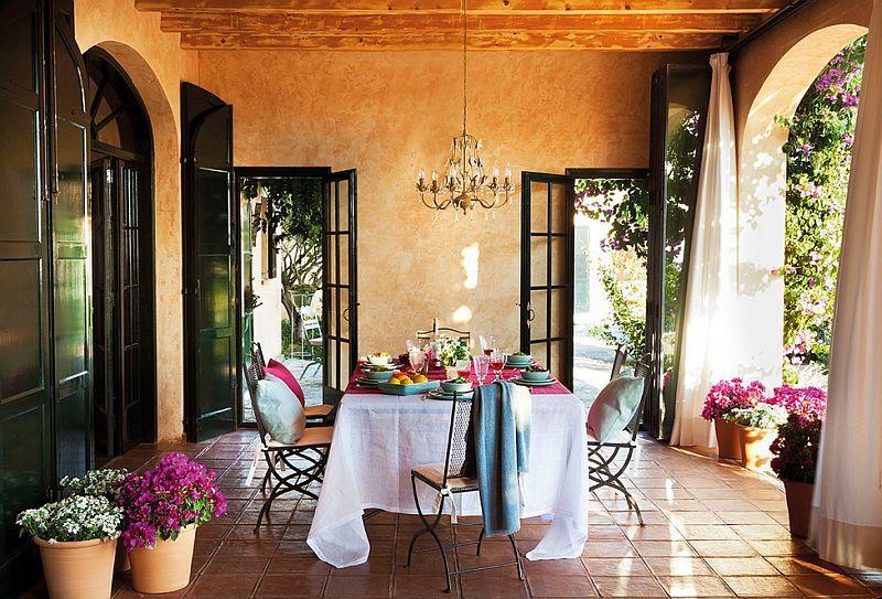 adelaparvu.com despre casa in stil provensal, casa Spania, casa in Menorca, arhitect Josep Juanper (7)