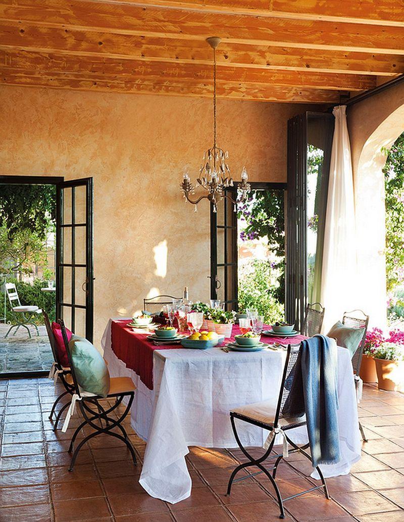 adelaparvu.com despre casa in stil provensal, casa Spania, casa in Menorca, arhitect Josep Juanper (8)