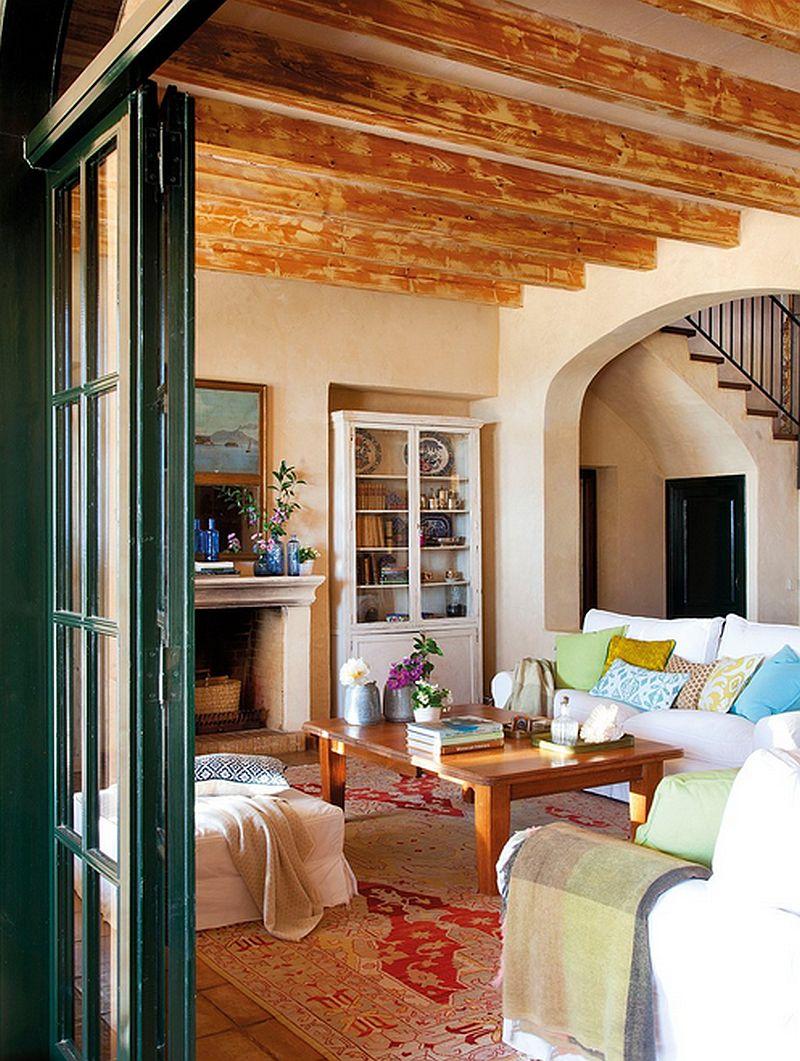 adelaparvu.com despre casa in stil provensal, casa Spania, casa in Menorca, arhitect Josep Juanper (9)