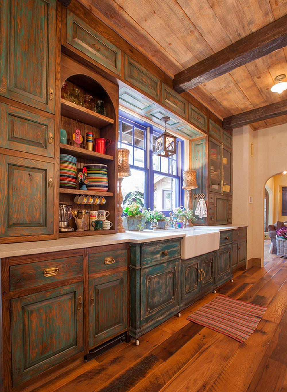 adelaparvu.com despre casa mare in stil rustic, casa ferma SUA, Caruth Home, constructor Key Residential, design Becci Meier Design, Foto LAIR Architectural  (23)