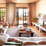 adelaparvu.com despre casa mica pe teren in panta, design interior Marina & Co, Foto ElMueble (1)