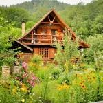adelaparvu.com despre casa rustica cu gradina langa Piatra Neamt, peisaj de vara, Foto Romulus Boicu  (11)