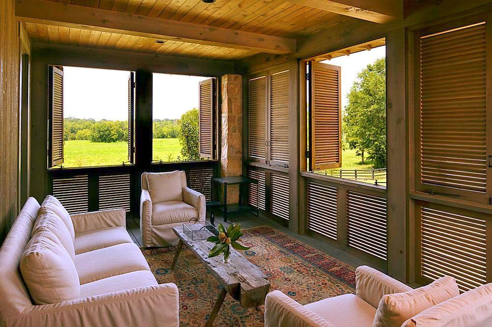 adelaparvu.com despre casa rustica cu veranda Alabama, casa rustica SUA, Marsh Residence, arhitecti Dungan Nequette Architecs (10)