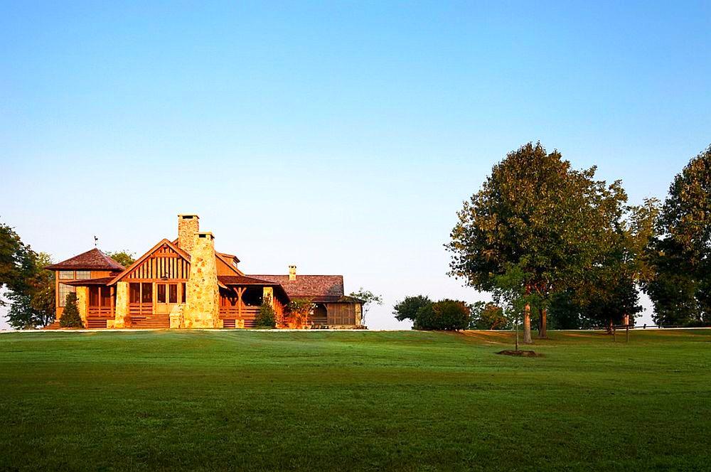 adelaparvu.com despre casa rustica cu veranda Alabama, casa rustica SUA, Marsh Residence, arhitecti Dungan Nequette Architecs (2)