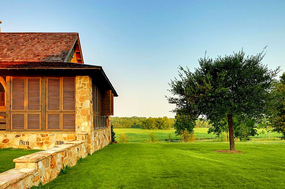 adelaparvu.com despre casa rustica cu veranda Alabama, casa rustica SUA, Marsh Residence, arhitecti Dungan Nequette Architecs (4)