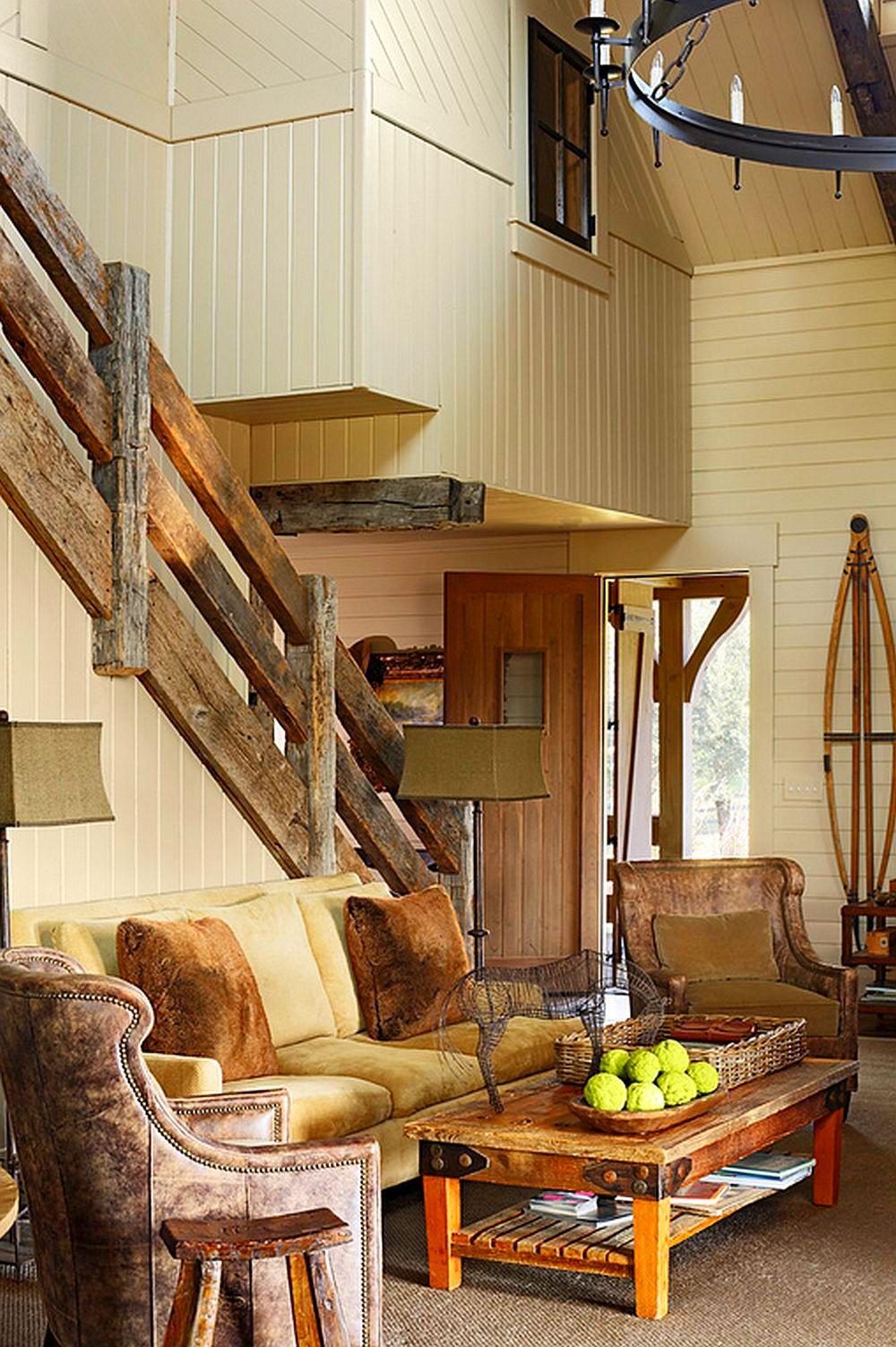 adelaparvu.com despre casa rustica cu veranda Alabama, casa rustica SUA, Marsh Residence, arhitecti Dungan Nequette Architecs (6)