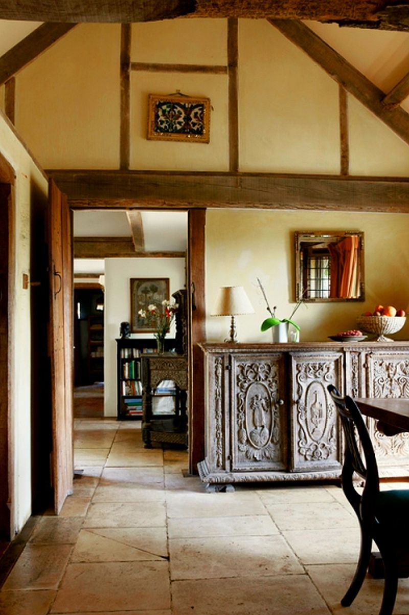 adelaparvu.com despre casa rustica din piatra, casa Anglia, Quercus Bluff, Foto Pauline Joosten (13)