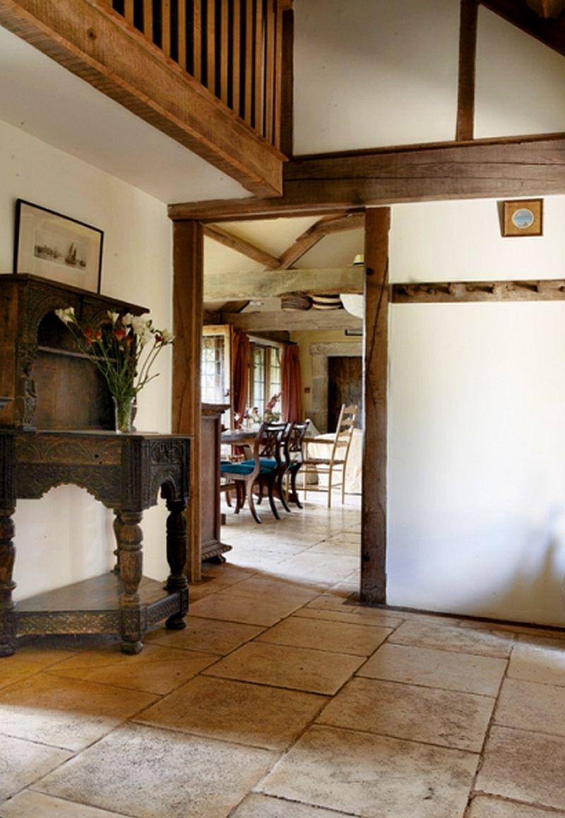 adelaparvu.com despre casa rustica din piatra, casa Anglia, Quercus Bluff, Foto Pauline Joosten (15)