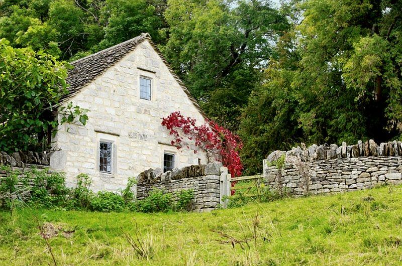 adelaparvu.com despre casa rustica din piatra, casa Anglia, Quercus Bluff, Foto Pauline Joosten (19)