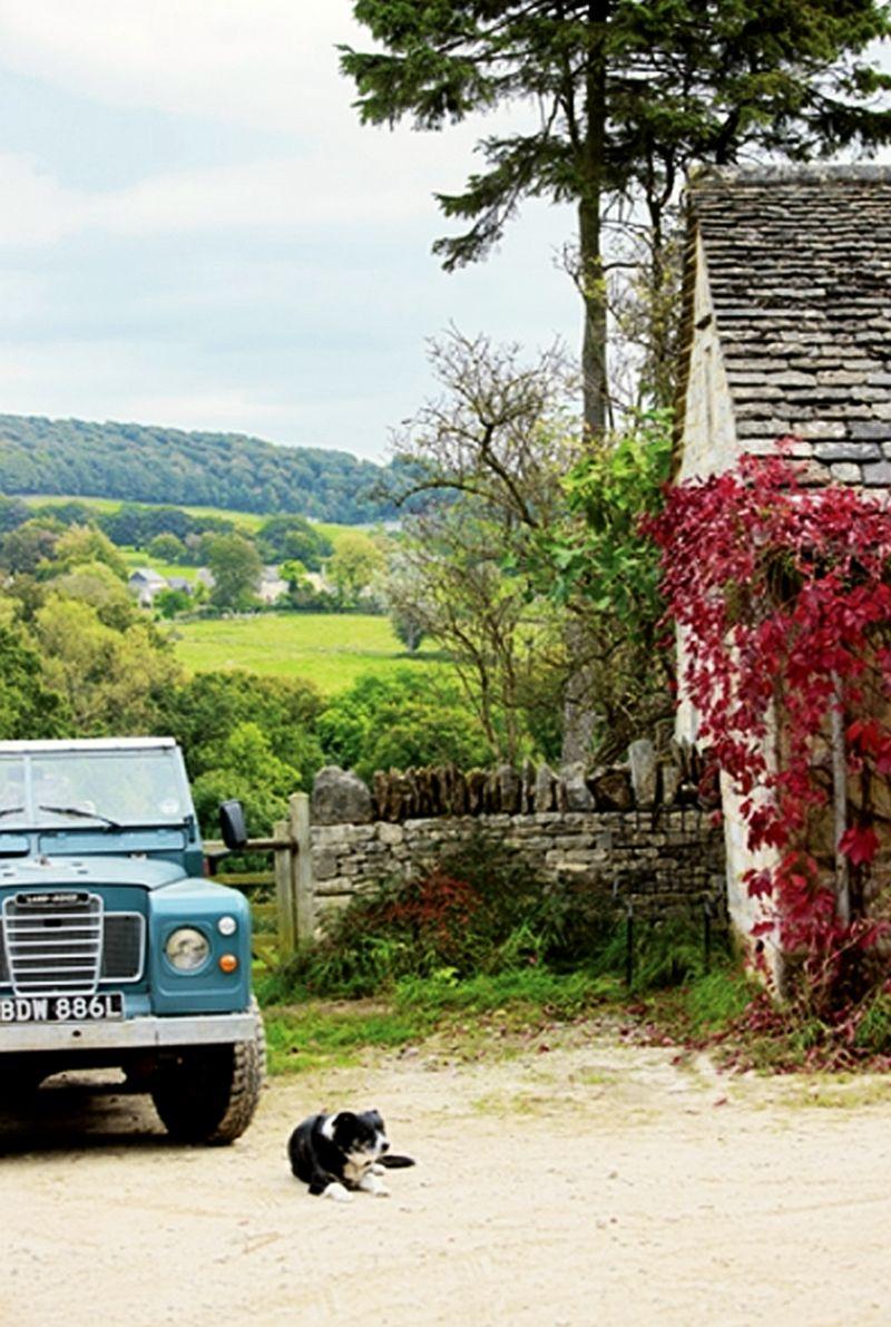 adelaparvu.com despre casa rustica din piatra, casa Anglia, Quercus Bluff, Foto Pauline Joosten (22)