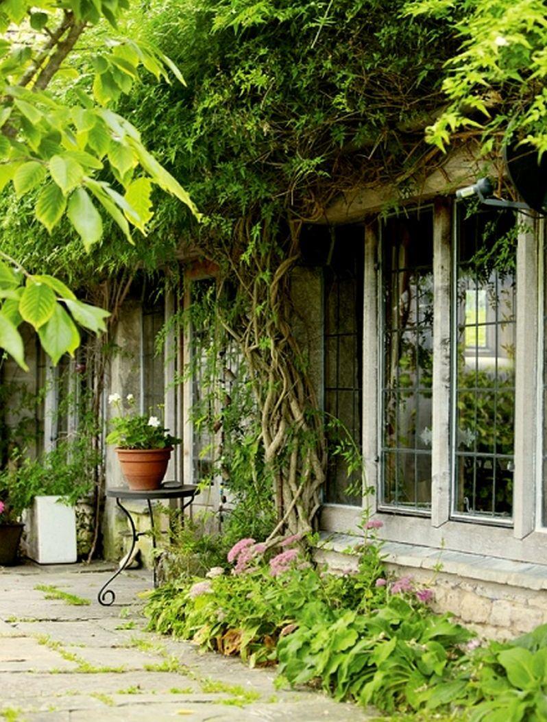 adelaparvu.com despre casa rustica din piatra, casa Anglia, Quercus Bluff, Foto Pauline Joosten (2)