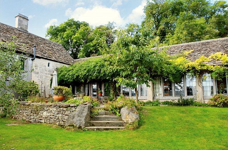 adelaparvu.com despre casa rustica din piatra, casa Anglia, Quercus Bluff, Foto Pauline Joosten (4)