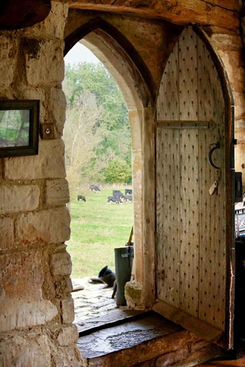 adelaparvu.com despre casa rustica din piatra, casa Anglia, Quercus Bluff, Foto Pauline Joosten (7)