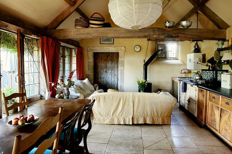 adelaparvu.com despre casa rustica din piatra, casa Anglia, Quercus Bluff, Foto Pauline Joosten (8)