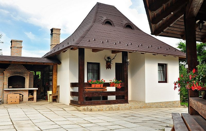 adelaparvu.com despre casa taraneasca Bucovina, casa traditional romaneasca, pensiunea Casa Humor, Foto George Boicu (2)