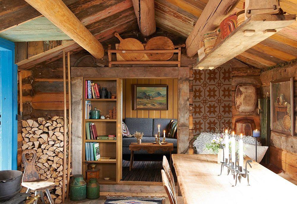 adelaparvu.com despre casa traditionala norvegiana salvata, restaurator Else Rønnevig, BJoerkheimstoel, Foto Jan Larsen